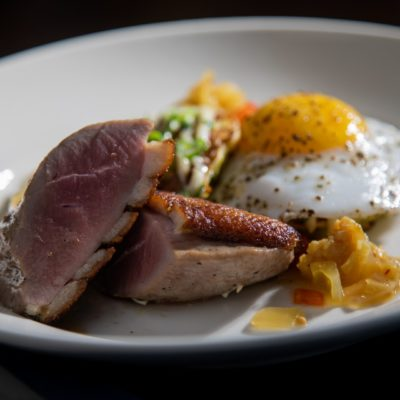 The Asbury Charlotte Dishes - Photos by Peter Taylor
