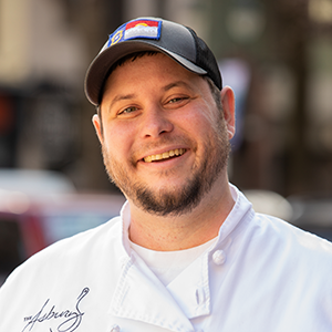 The Asbury Charlotte Executive Chef Mike Long
