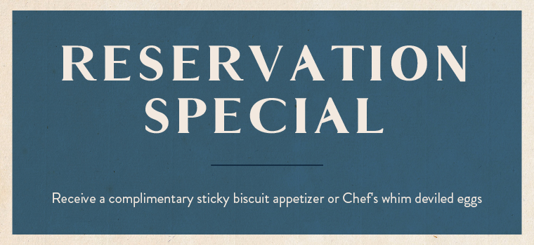 Reservation-special