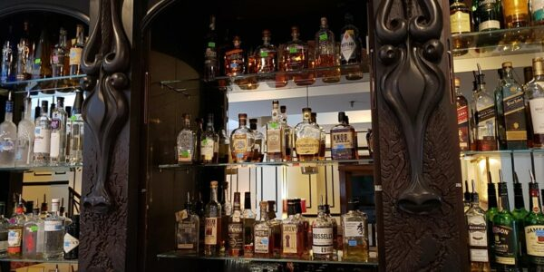 Bourbon Tasting and Dinner at The Dunhill Hotel and Asbury Restaurant